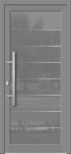 Hliníkové dvere so sklo-hliníkovou výplňou Evolution EV-952