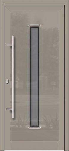 Hliníkové dvere so sklo-hliníkovou výplňou Evolution EV-954