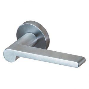 obojstranná kľučka artitec sante r pre hliníkové dvere. vhodná do interiéru aj exteriéru