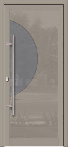 Hliníkové dvere so sklo-hliníkovou výplňou Evolution EV-974