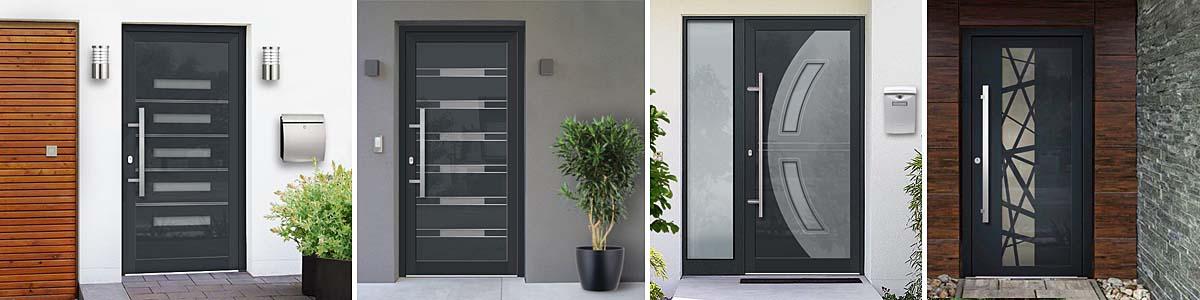 Kúpou kvalitných hliníkových vchodových dverí do rodinného domu ušetríte peniaze