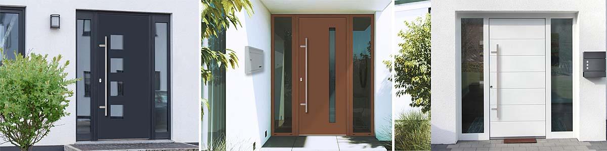 Aké sú výhody hliníkových vchodových dverí do domu? Prečo sú hliníkové dvere lepšie ako plastové?