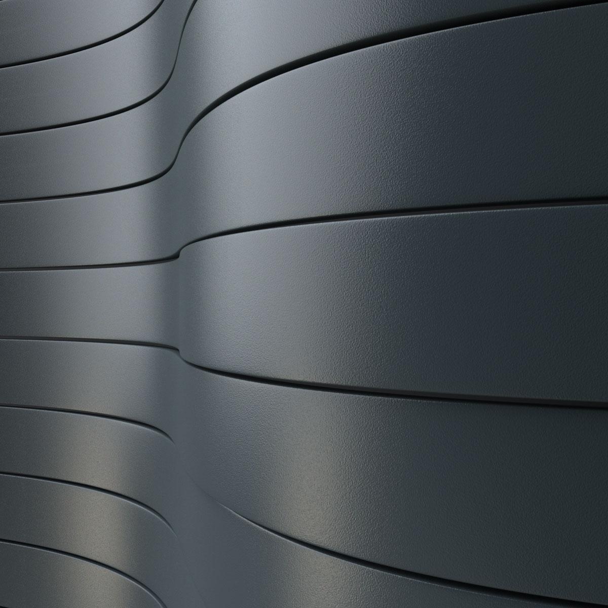 Štrukturovaná matná farba RAL 7016 TIGER pre hliníkové dvere