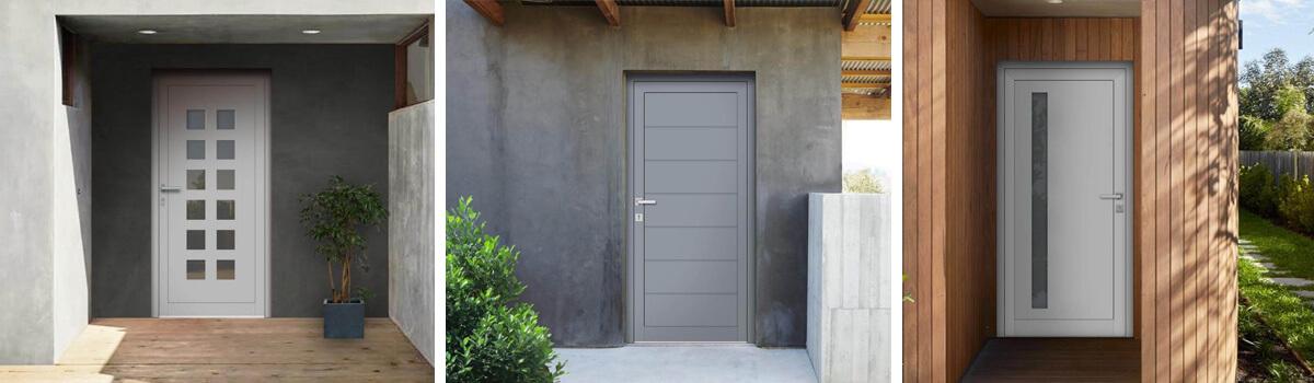 Výber vedľajších vchodových dverí nie je žiadna veda