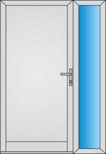 Svetlíky pre vchodové dvere
