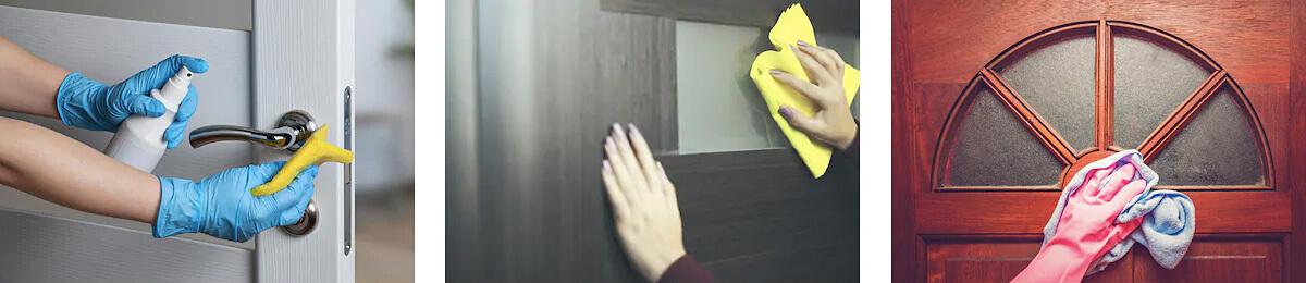 Údržba a starostlivosť o drevené dvere - čistenie a dezinfekcia