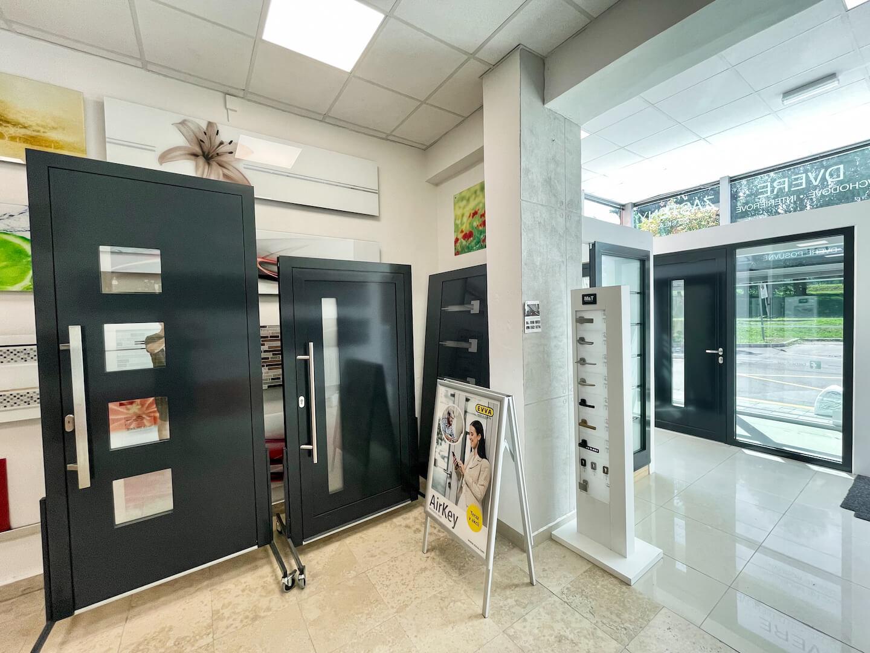 Predajňa vchodových dverí - Benedoor, Považská Bystrica